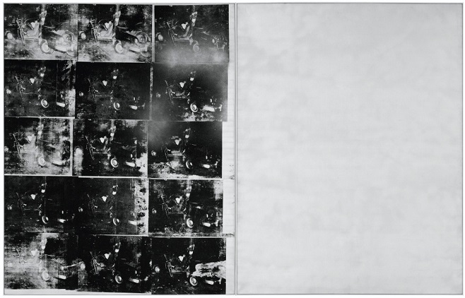 Silver_Car_Crash_by_Andy_Warhol_(1963)