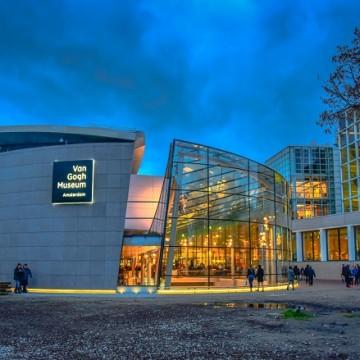 Музей Ван Гога у Амстердамі. Фото: flickr.com