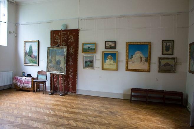 Експозиція Художньо-меморіального музею Івана Труша. Фото: photo-lviv.in.ua