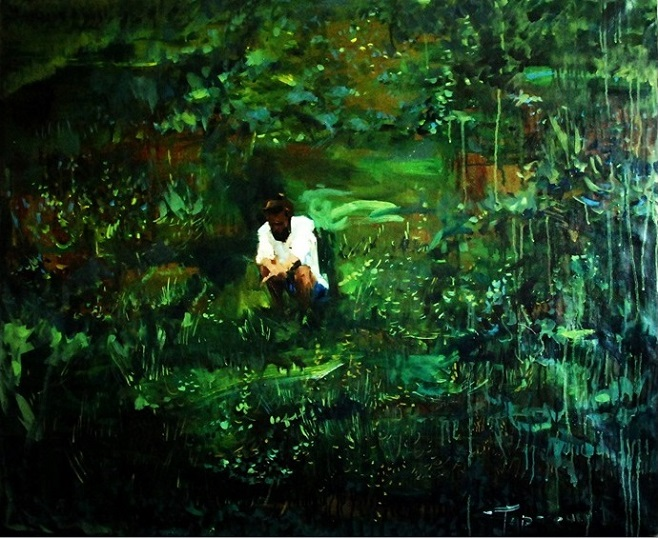 Валерия Тарасенко - «На зелёном», 2013
