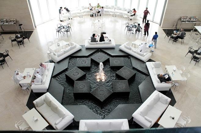 Образовательный цент Музея Исламского Искусства. Доха