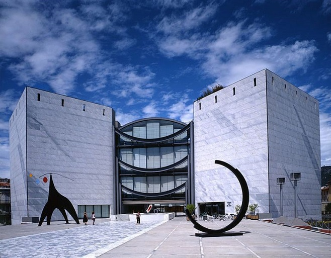 MAMAC – музей современного искусства Ницца