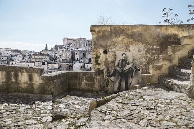 Street-Art by Ernest Pignon Ernest