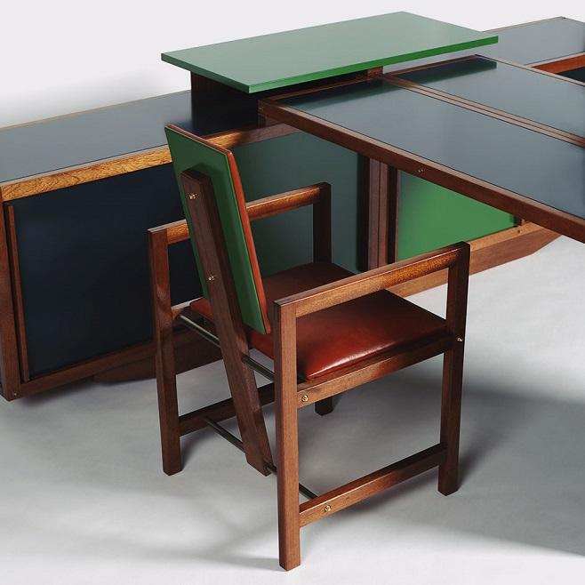 Galerie  Alain Marcelpoil,  дизайнер  Andrè Sornay, (1958)