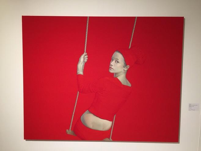 Salustiano  представляемый  Joerg  Heitsch Gallery