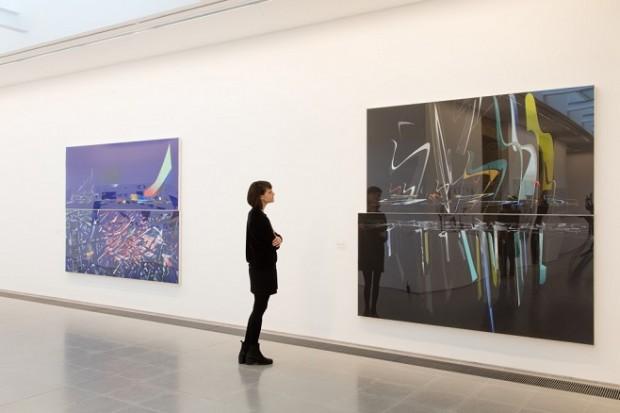 Виставка Захи Хадід у Serpentine Gallery  Фото: Zaha Hadid Foundation / Luke Hayes