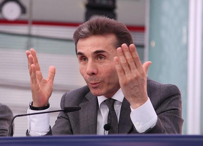 Грузинський мільярдер та колекціонер Бедзіна Іванішвілі