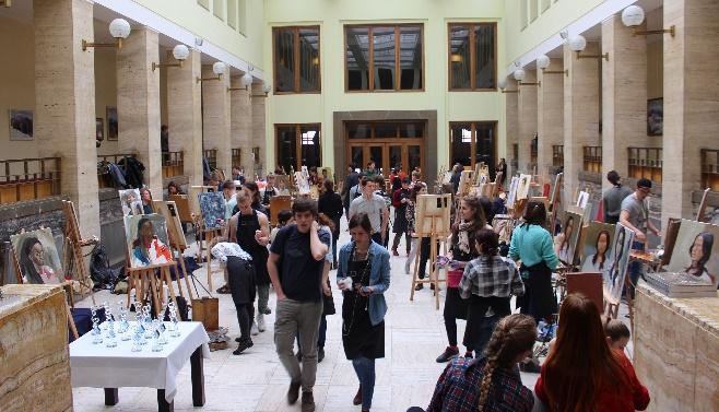 ІІ Всеукраїнський конкурс з живопису «Срібний мольберт» / Фото: artslooker.com
