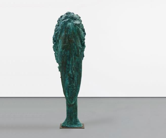 Скульптура Портрет, Дмитра Грека продана у Лондоні