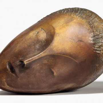 Костянтин Бранкузі, «La muse endormie», 1913 ( Спляча муза) / Фото: christies.com
