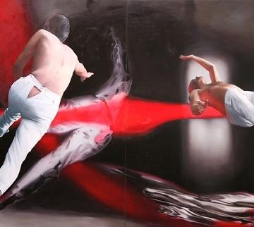 """Віктор Сидоренко, із серії """"Відображення в невідомуму"""" / Фото: http://sydorenko.gallery"""