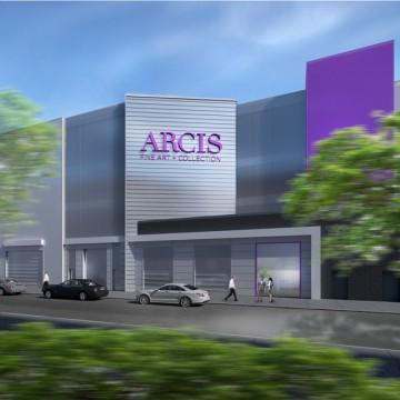 Новий фріпорт ARCIS у Нью-Йорку / Фото: ARCIS