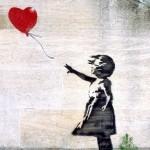 Одне із графіті Бенксі / Фото: theguardian.com