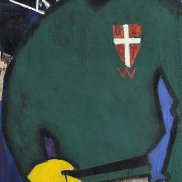 Віктор Зарецький,  «Парсуна. Юра Мілко », 1960-і