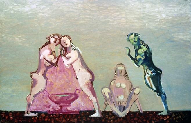 "Василь Рябченко ""Любов - не любов"", 1989"