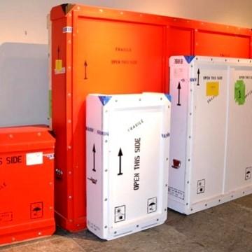Підготовка до перевезення картин / Фото: picture alliance Kunsttrans / dpa