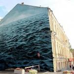 "Мурал ""Українське чорне море від Jake Aikman / Фото: artslooker.com"