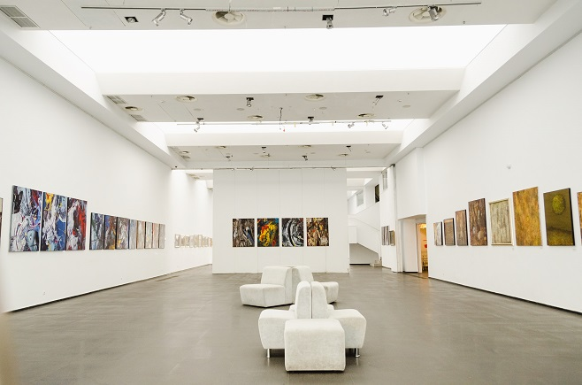 The Center of Contemporary Art M17 / Photo: artslooker.com