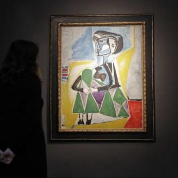 Пабло Пікассо «Жінка на присядках (Жаклін)» / Фото: christies.com