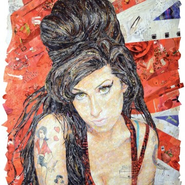 Александра Чичкан. Amy Winehouse
