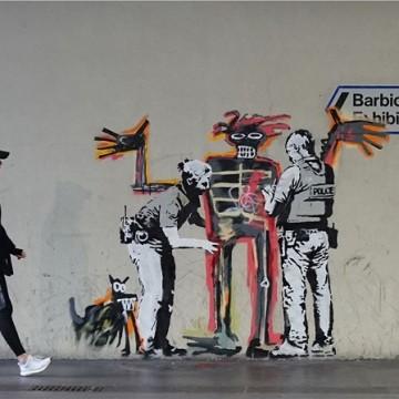 Нове графіті Бенксі у Лондоні / instagram.com/banksy