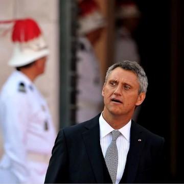 Екс-міністр юстиції Князівства Монако - Філіп Нарміно, Фото: Pascal Le Segretain/Getty Images