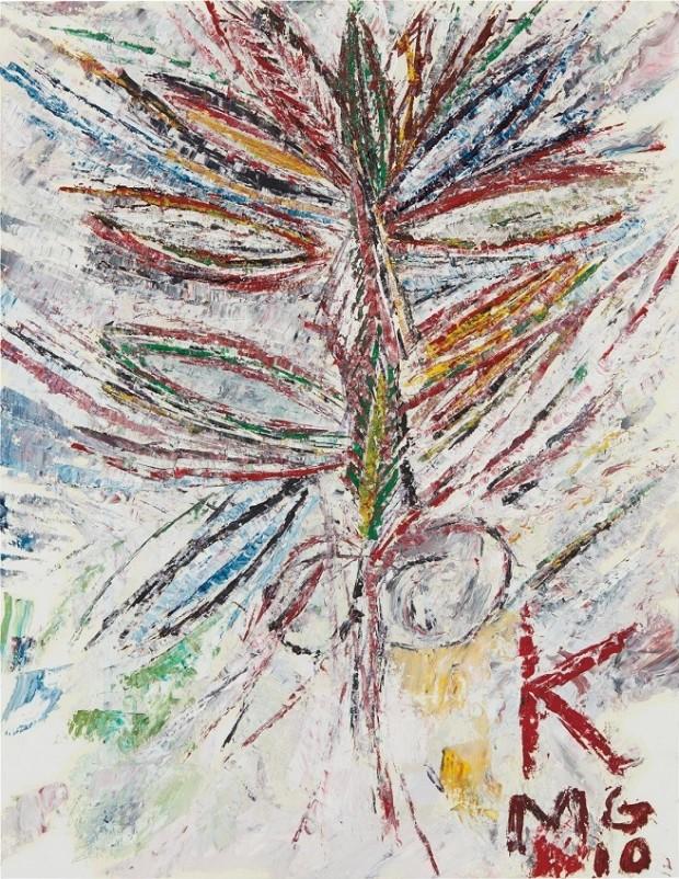 Картина, яку була знята з торгів аукціонку / Фото: phillips.com