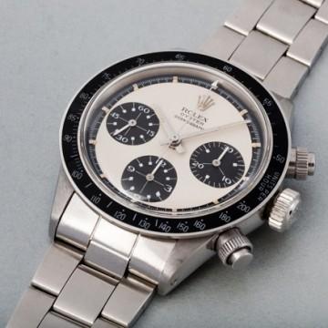 Годинник Пола Ньюмана / Фото: phillips.com