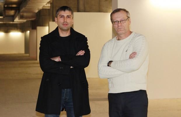 Владислав Тузов & Сергій Тумасов / artslooker.com