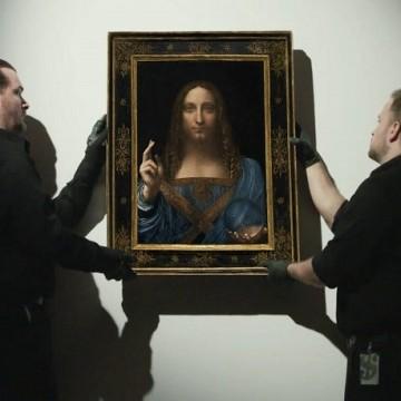 Леонардо Да Вінчі «Спаситель світу» / Фото: christies.com