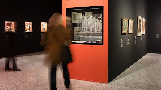 Виставка робіт з колекції Корнеліуса Гурлітта / Фото: 1.wdr.de