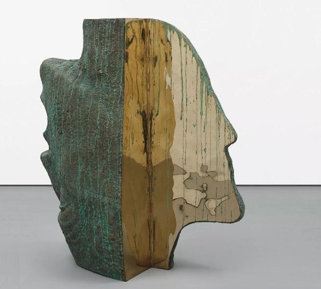 Скульптура «Зрушення свідомості» Єгора Зігури
