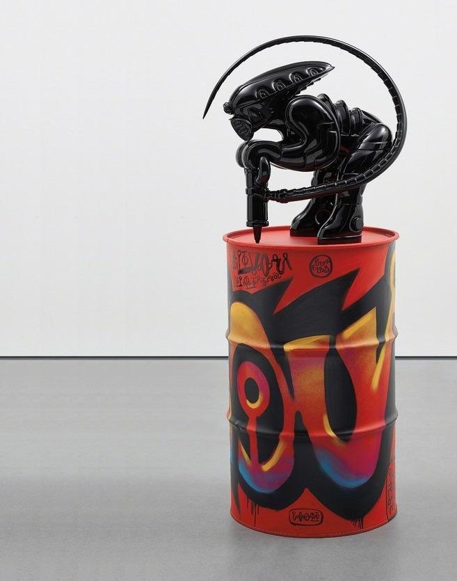 Роман Мінін, «Human-Alien», 2016