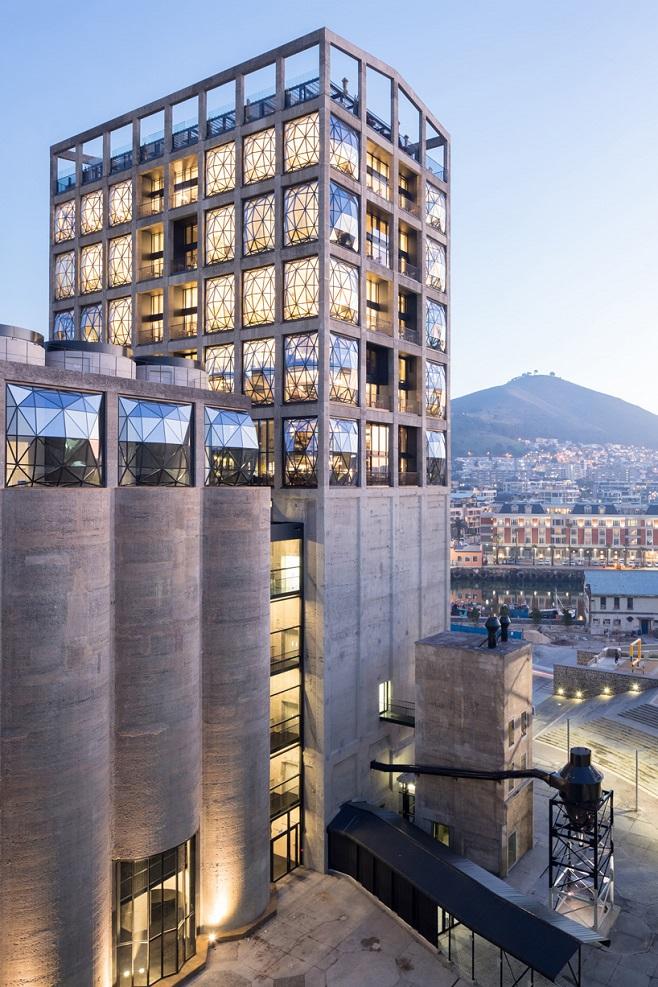 ZEITZ MOCAA у Кейптауні / Фото: designboom.com