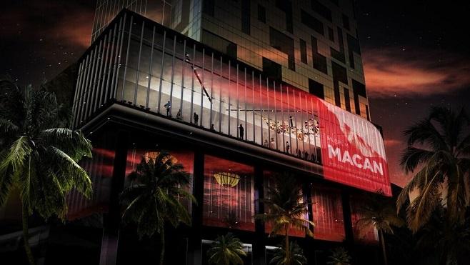 MACAN у Джакарті / MET Studio Design