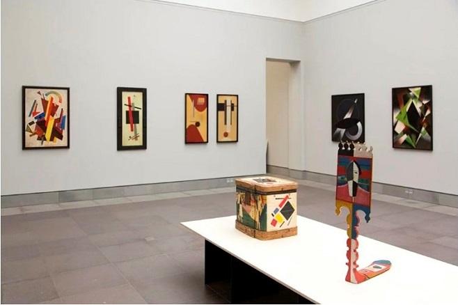 Фрагмент скандальної експозиції / Фото: Museum of Fine Arts, Ghent
