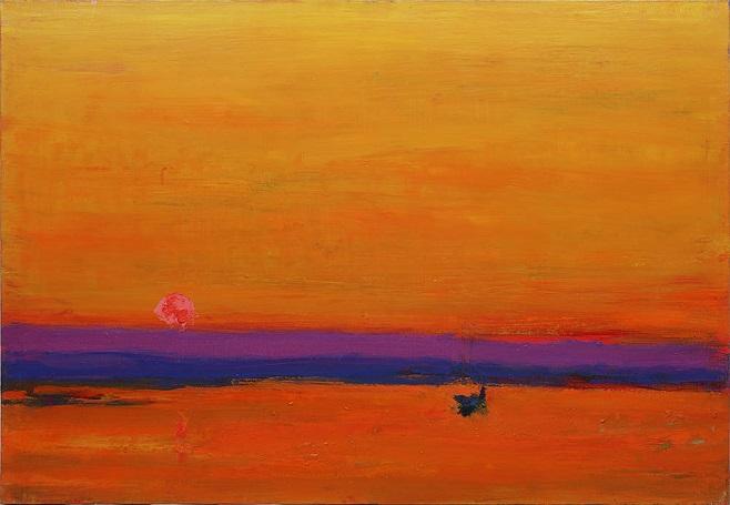 Анатолій Криволап, «Помаранчевий вечір», 2004