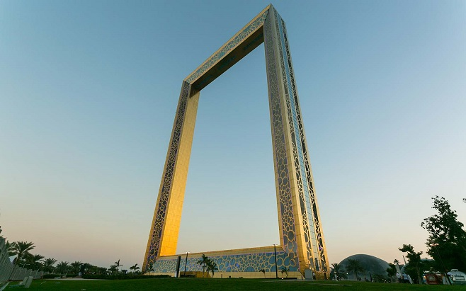 The Dubai Frame / Фото: dezeen.com