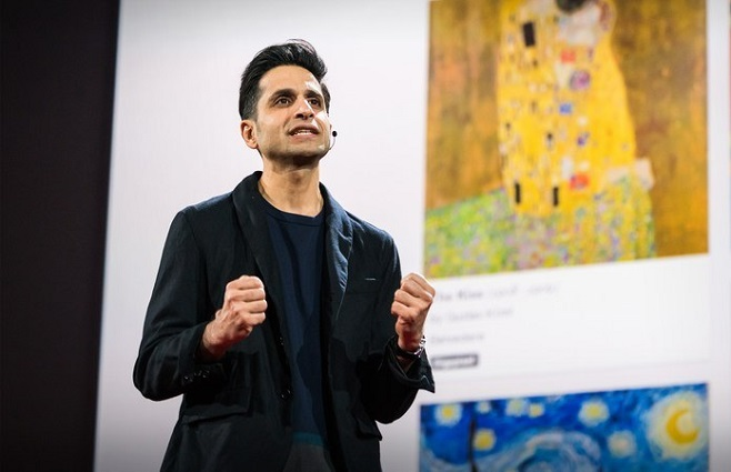 Аміт Суд, керівник Інституту культури Google, в структуру якого входить проект Google Arts & Culture. Фото: Artnet.com