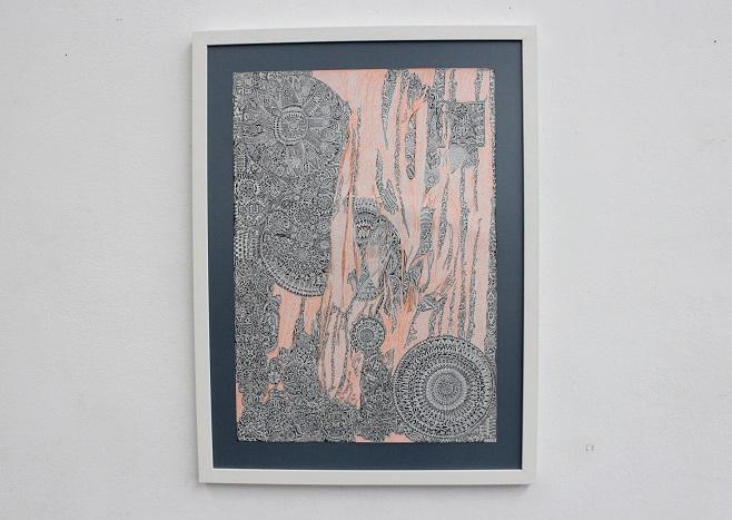 "Микита Сторожков, ""Річка"", 2017 / Фото: artslooker.com"