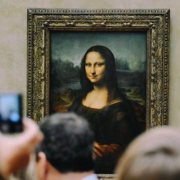 """Леонардо да Вінчі """"Моноліза"""" / Фото: EPA / Vostock Photo"""