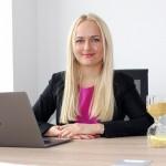 Яна Матвійчук, власниця та генеральний директор компанії ARENA CS / Фото: artslooker.com