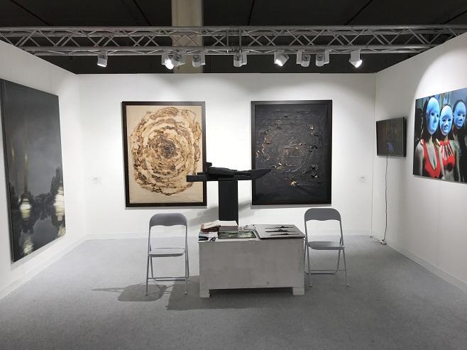 Павильон Mironova Gallery