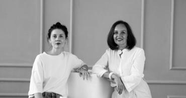 Past / Future / Art: Conversation with the project co-founders Oksana Dovhopolova and Kateryna Semenyuk