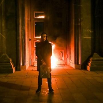Петро Павленський. Фото: varlamov.ru