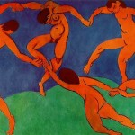 Анрі Матісс,  Танець,1910. Ермітаж, Санкт-Петербург