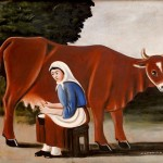 woman-milks-a-cow-1916(1)
