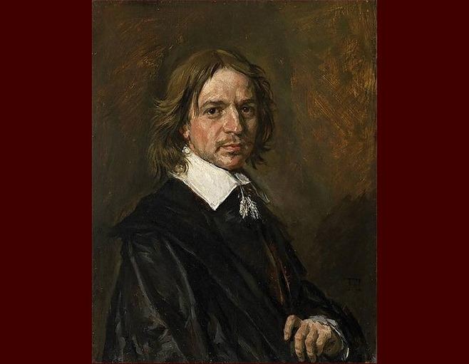 Картина, що виявилася підробкою Франса Халса. Фото: © Sotheby's