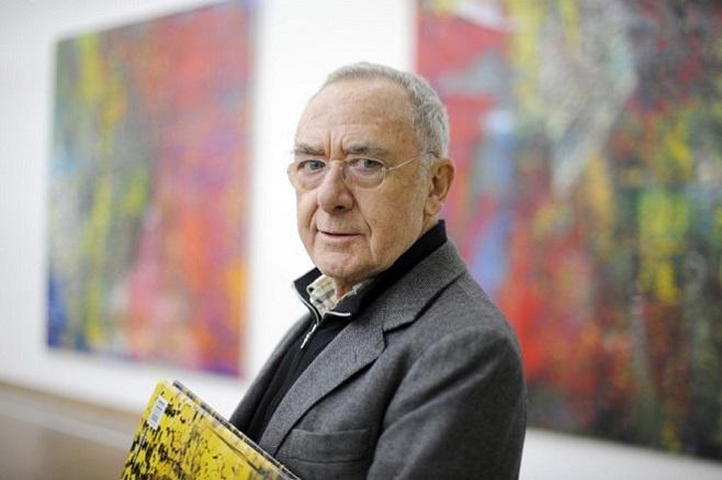 Герхард Ріхтер. Фото:  dpa