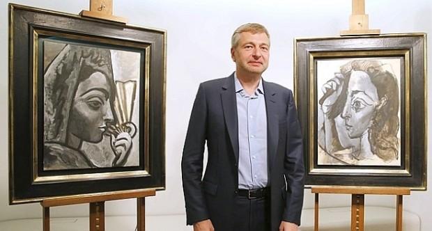 Дмитро Риболовлєв / Фото: AFP